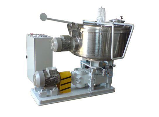 Mieszalnik intensywny turbomixer serii RUT